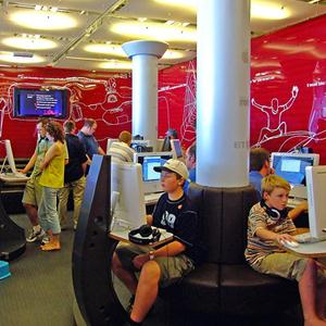 Интернет-кафе Средней Ахтубы
