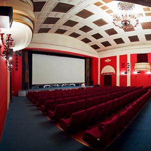 Кинотеатры Средней Ахтубы