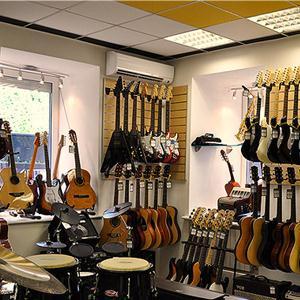 Музыкальные магазины Средней Ахтубы