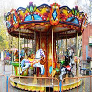 Парки культуры и отдыха Средней Ахтубы