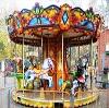 Парки культуры и отдыха в Средней Ахтубе