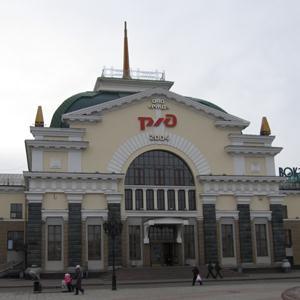 Железнодорожные вокзалы Средней Ахтубы
